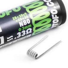 Wotofo - Coil Clapton N80 0.33