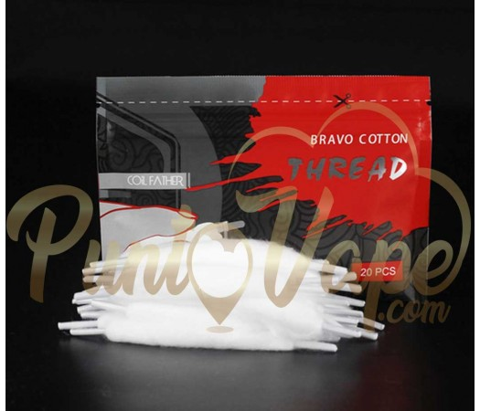 Bravo Cotton Thread 20pcs