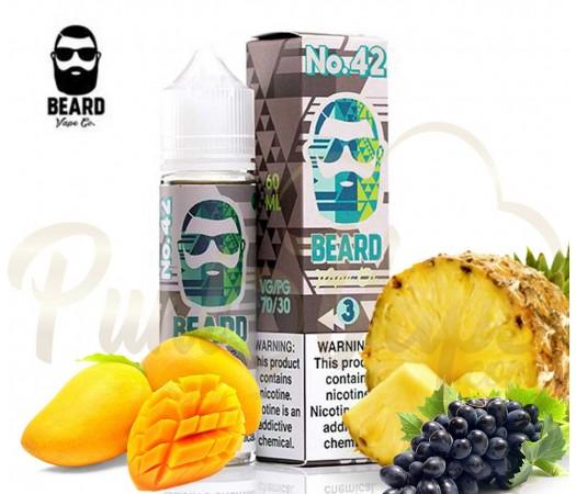 Beard Co. No. 42 – Mixed Fruit
