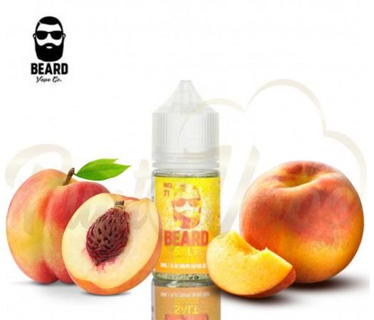 Beard Co. No. 71 – Peach 60ml