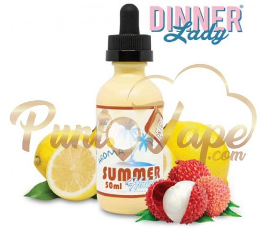 Dinner Lady Summer – Flip Flop Lychee