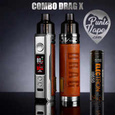 Combo Drag X  - Completo
