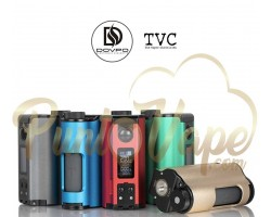 Dovpo x TVC Topside Dual Squonk Mod