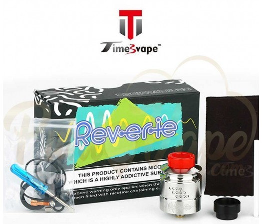 Timesvape - Reverie RDA