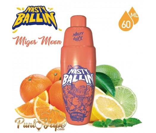Nasty - Ballin Migos Moon 60ml
