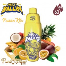 Nasty - Ballin Passion Killa 60ml