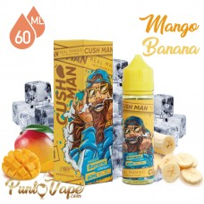 Nasty - Cushman Mango Banana 60ml