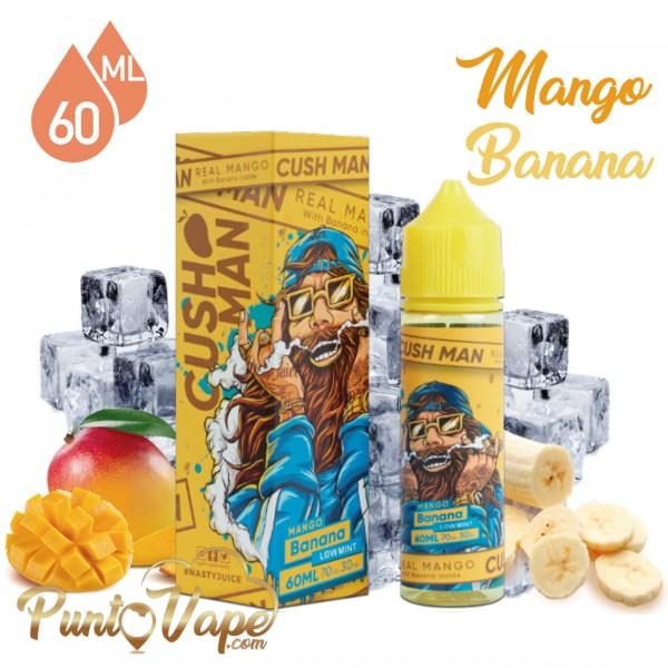 Nasty - Cushman Mango Banana 60ml