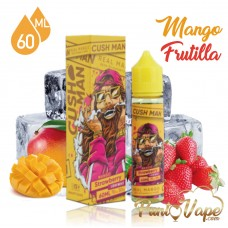 Nasty - Cushman Mango Strawberry 60ml