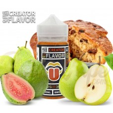 The Creator of Flavor - A Killer Guava Pear Cobbler