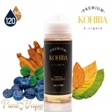 KOHIBA - BLUEBERRY TOBACCO - 120ML