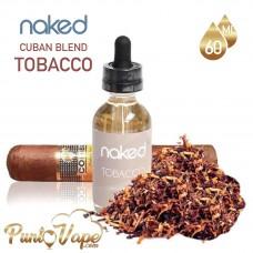 Naked 100 - Cuban Blend 60ml