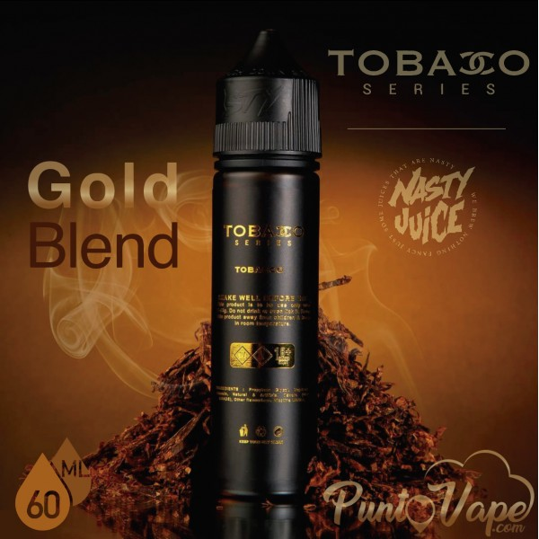 Nasty Tobacco - Gold Blend 60ml