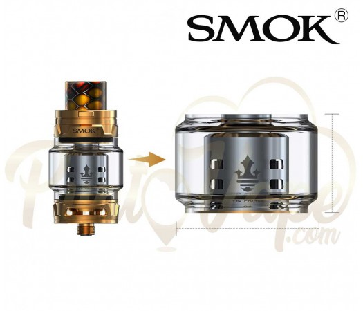 Pyrex Burbuja Smok Prince Tank