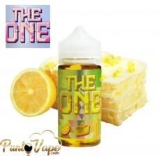 The One - Lemon Crumble 100mL