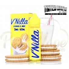 V Nilla Cookies and Milk