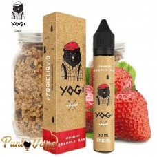 Yogi - Granola Bar and Strawberry 60mL